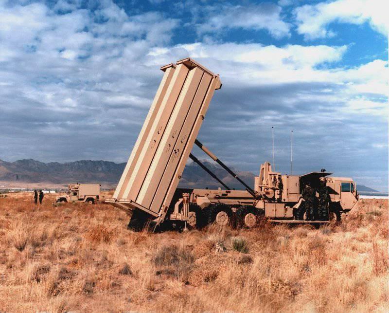 THAAD Missile Defense