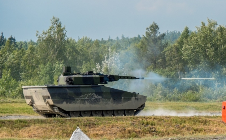 Lynx KF41 fighting vehicle