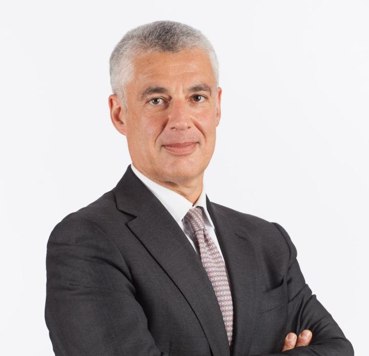 Lorenzo Mariani, Executive Group Director Sales & Business Development of MBDA and Managing Director of MBDA Italia
