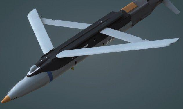 GBU-39 Small Diameter Bomb
