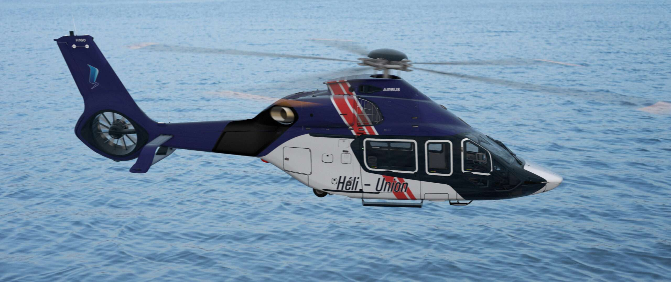 H160 helicopter