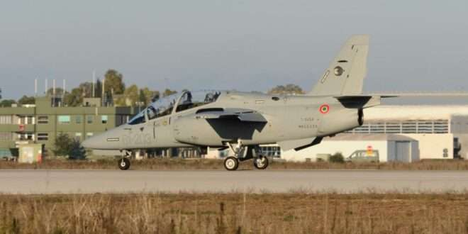 M-345 training jet