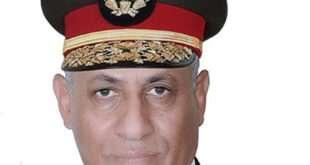 Mohamed Abdel-Mawgoud, Commander of Egyptian Air Defense Forces