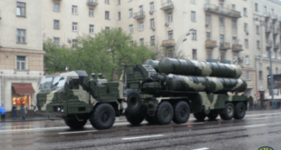 S-400 defense system