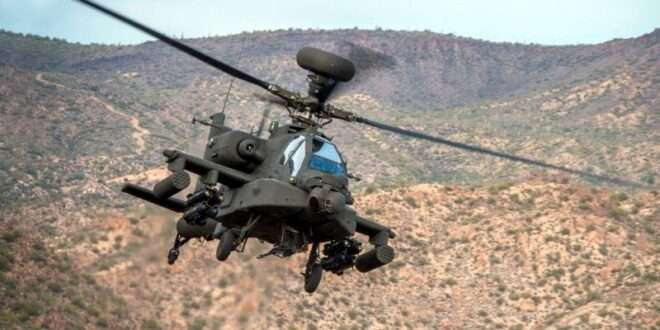 Australia: AH-64E Apache selected for Project Land 4503