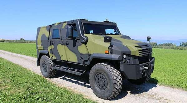 EAGLE 4x4 vehicle