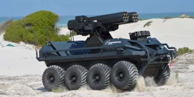 DARPA project drives simulation tech for off-road unmanned vehicles