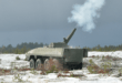 Capability to fire-on-the-move in direct and indirect fire missions