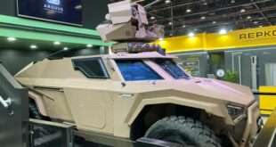 Arquus will be exhibiting all its expertise at IDEX 2021