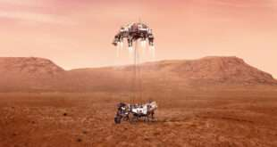 Two General Dynamics Small Deep Space Transponders and a power amplifier will help NASA's Perseverance Rover explore Mars. The transponders are the rover's communications link to NASA, transmitting data and images over 100 million miles back to Earth.