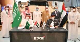 NIMR Signs Strategic Teaming Agreement with Saudi Arabian Military Industries (SAMI)