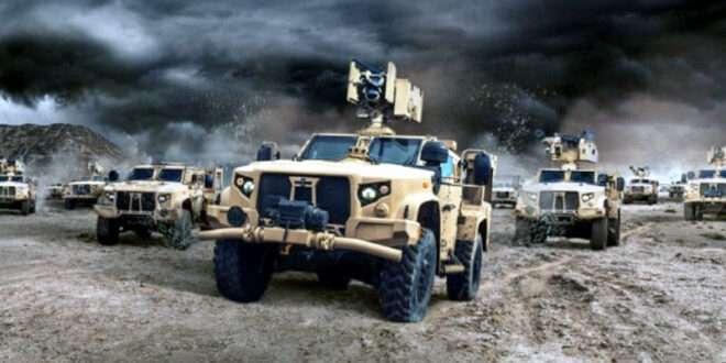 Oshkosh Joint Light Tactical Vehicle