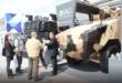 International Armored Group unveils Rila fighting vehicle at IDEX 2021