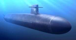 Thales to provide new-generation sonar suite for French Navy's nuclear-powered ballistic-missile submarines (SSBNs)