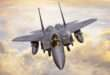 BAE Systems Starts Electronic Warfare System Production for U.S. Air Force F-15s
