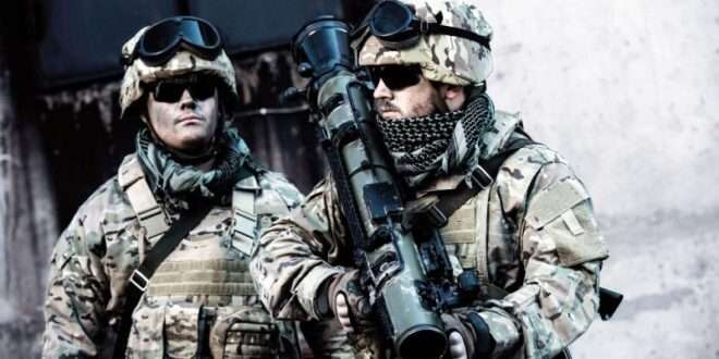 Saab Receives Order for Carl-Gustaf M4 and Ammunition