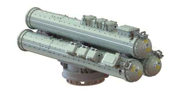 SEA AWARDED SOUTH AMERICAN TORPEDO LAUNCHER SYSTEM CONTRACT