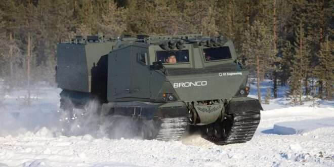 National Advanced Mobility Consortium selects Oshkosh Defense to produce new Cold weather All-Terrain Vehicle prototype
