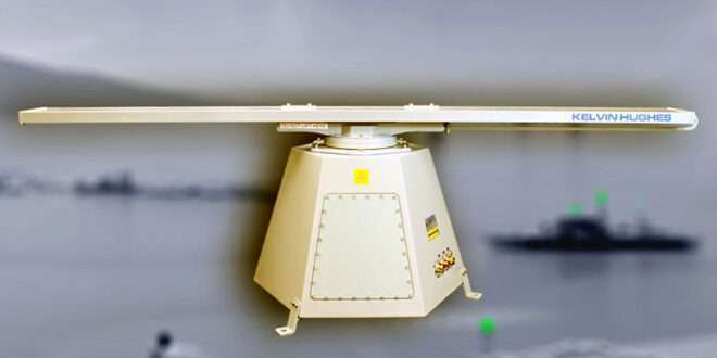 Hensoldt UK supplies Kelvin Hughes SharpEye radar to the Polish Navy