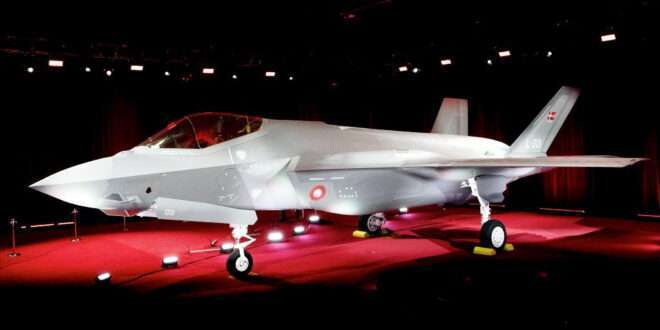 Lockheed Martin and Royal Danish Air Force Celebrate Debut of First Danish F-35 Aircraft