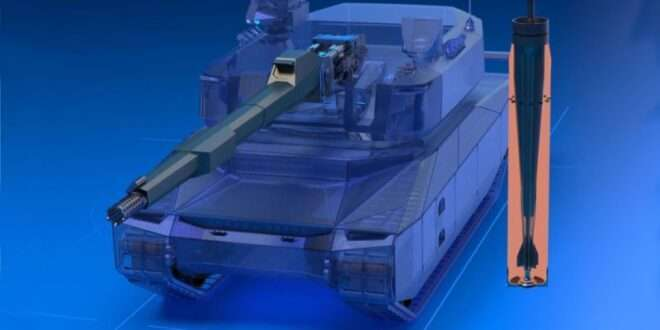 Nexter prepares the future of battle tank armament