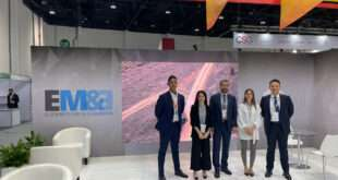 Escribano Mechanical & Engineering at IDEX 21