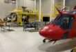 Leonardo Helicopter Training Academy in the US