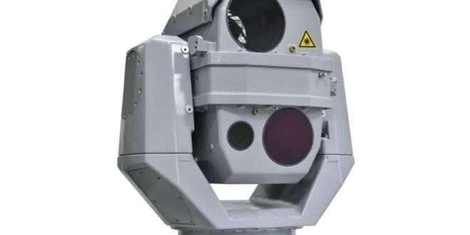 Safran's Paseo XLR sight chosen for Brazil's new frigates