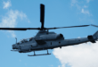 USMC COMPLETES FIRST AH-1Z FLIGHT WITH LINK-16