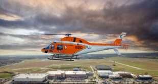 TH-73A training helicopter (Leonardo)
