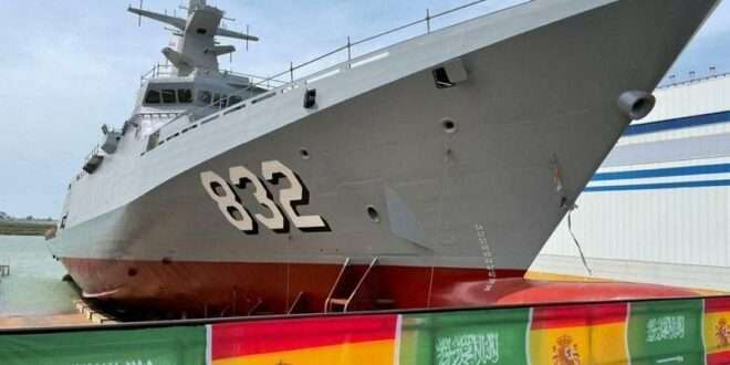 First Batch of Saudi Naval Forces' Students Graduate in Spain