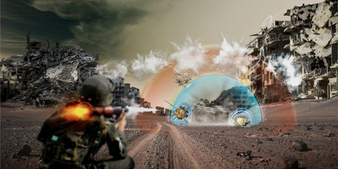 Leonardo and UK Industry Team Trial New High-tech Protection for Armed Forces Vehicles