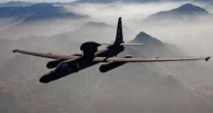 U-2 'Dragon Lady' high-altitude reconnaissance aircraft