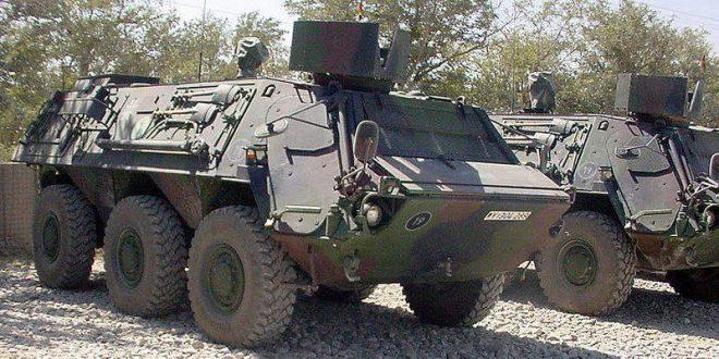 Bundeswehr awards Rheinmetall contract to modernize Fuchs/Fox armoured NBC reconnaissance vehicle