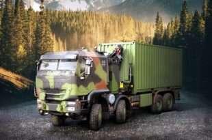 GTF-8×8 (ZLK 15t) trucks