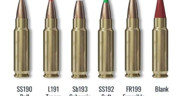 FN Herstal: 5.7x28mm, the new NATO caliber for pistols and submachine guns