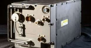 Leonardo's new airborne HF radio