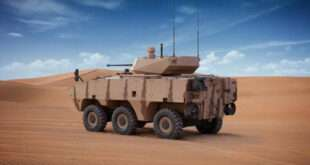 Rabdan 6x6 Infantry Fighting Vehicle