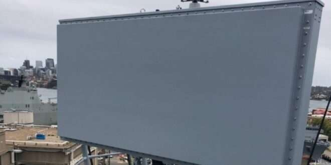 HENSOLDT Australia overhauls combat IFF system of HMAS Canberra