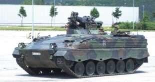 Marder infantry fighting vehicle (wikipedia)