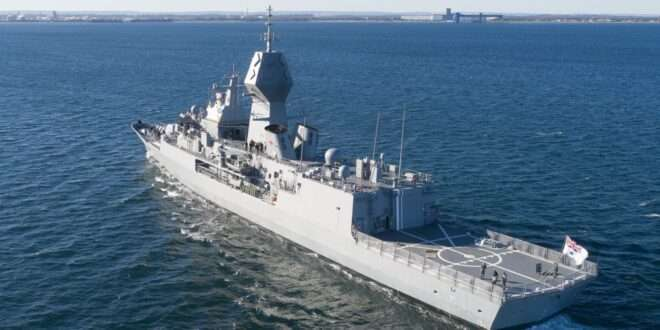 The Leonardo Global Group to team up for the new Royal Australian Navy's Maritime Communications Project