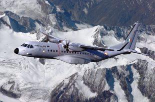 Airbus C295 aircraft