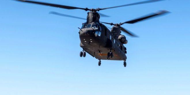 CH-47F Block II Chinook