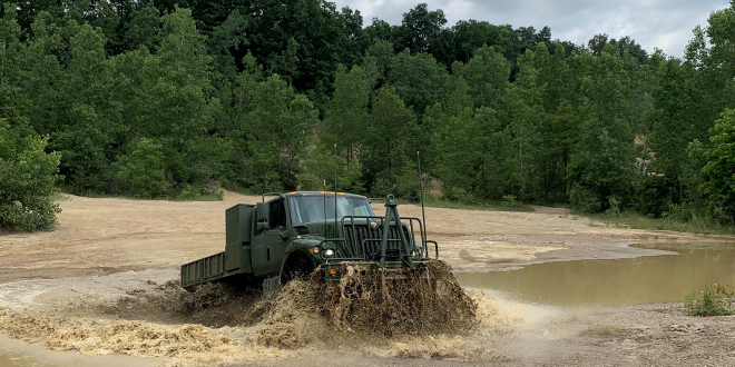 Rheinmetall and Navistar Defence Canada join forces in bid to win Canada's Logistics Vehicle Modernization project